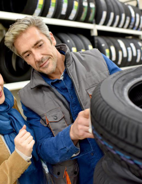 A Simple Guide To Buying Car Tires