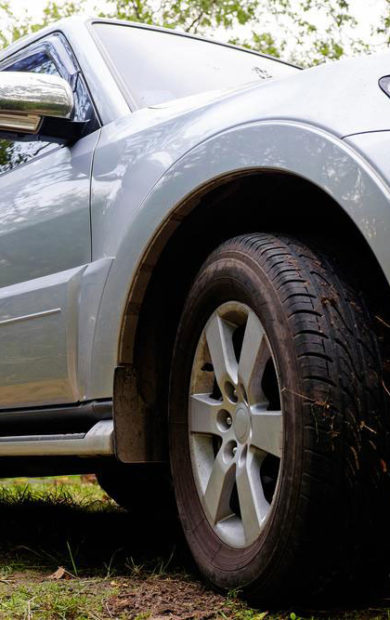 Buying The Right Light SUV Tires
