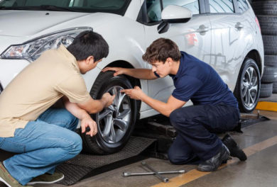Things You Need to Know When You Are Changing Tire Size